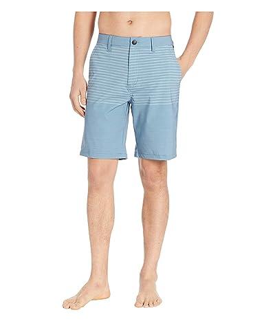 Vans Authentic Stripe Boardshorts (Bluestone) Men