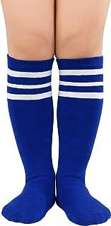 Zando Kids Child Cotton Three Stripes Sport Soccer Team...
