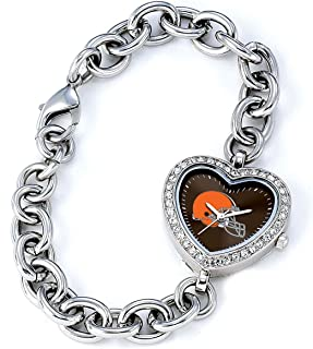 Heart Collection Cleveland Browns Watch