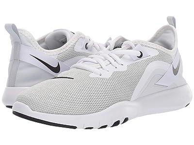 Nike Flex TR 9 (White/Black/Pure Platinum) Women