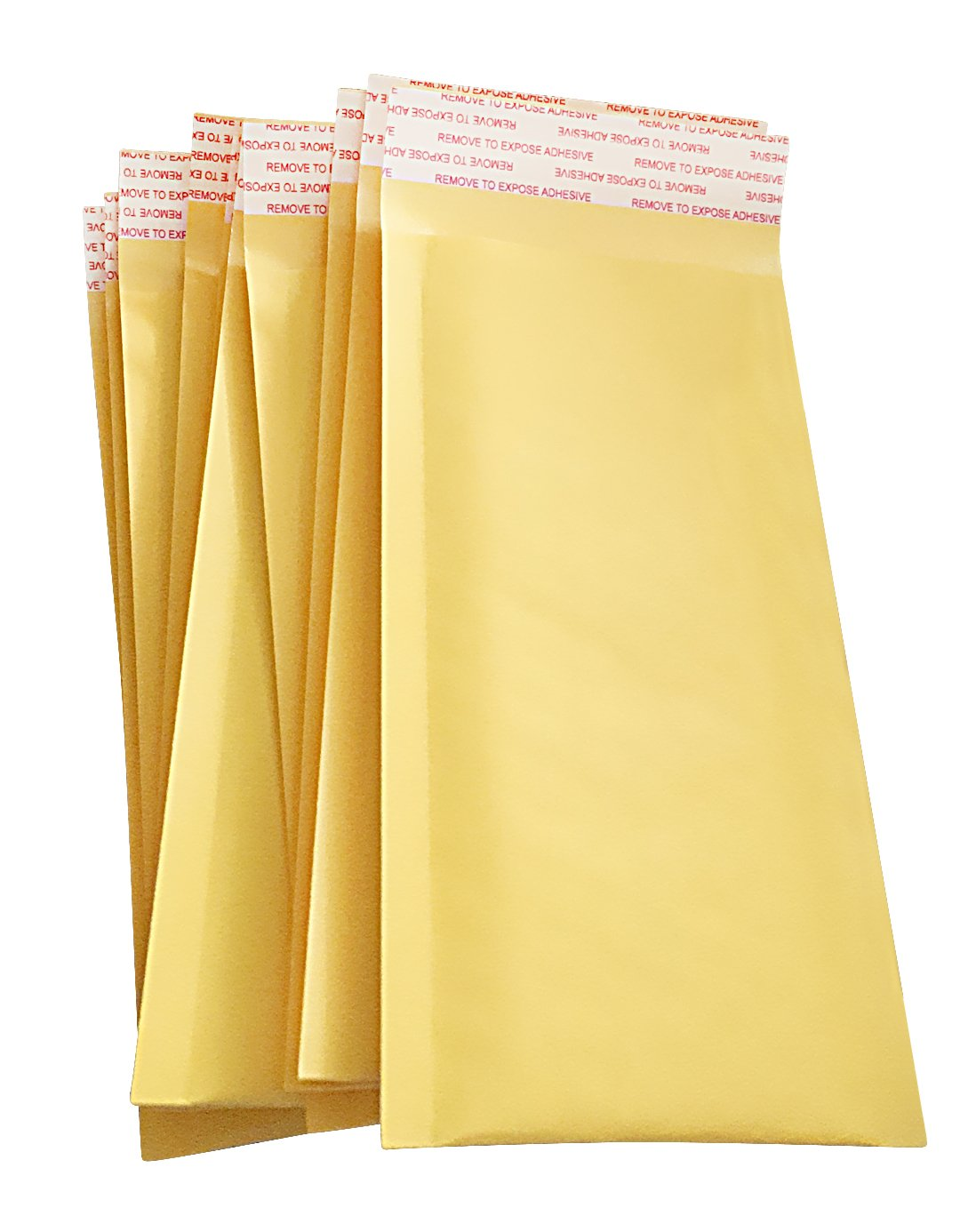 HAI-RAAN 000 supreme Kraft Bubble Mailers 50 Padded Pack 4x8 Self-Seal Popular brand in the world