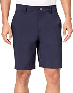 32 Degrees Cool Navy Blue Mens Size 32 Hybrid Woven Stretch Shorts