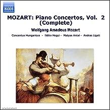 Mozart: Piano Concertos, Vol. 2 (Complete)