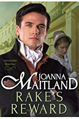 Rake's Reward: Intrigue and vengeance in Regency London (Unsuitable Matches) Kindle Edition
