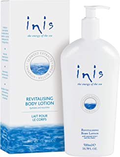 Inis the Energy of the Sea Revitalizing Body Lotion, 16.9 Fluid Ounce