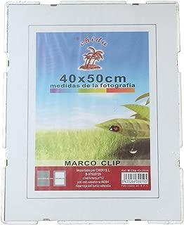 Chidu Marco para Foto con Cierre de Clip-Exterior: 40 x 50