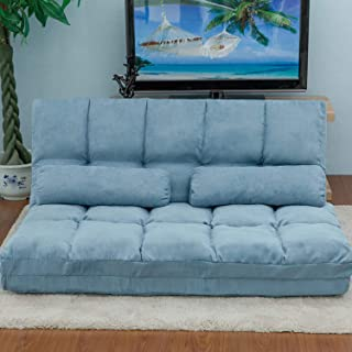 Amazon.com: Blue - Sofas & Couches / Living Room Furniture: Home ...