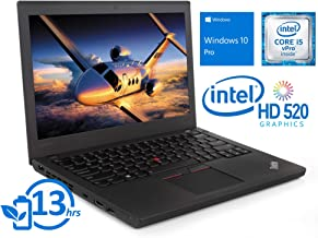 Lenovo ThinkPad X270 Laptop, 12.5