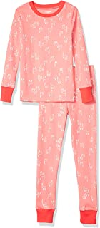 girls pink pajamas