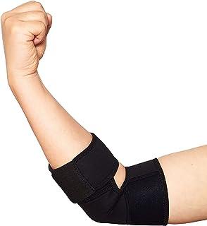 آستین قابل تنظیم برای محافظت از آستین بازوی فشرده سازی Coolmax برای درد مفصل الکرانون ، محافظت بورسا ، آرتروز