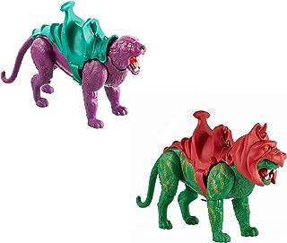 Masters of the Universe Origins Criaturas Gato Guerreiro e Panthor - NÃO É POSSÍVEL ESCOLHER O PERSONAGEM