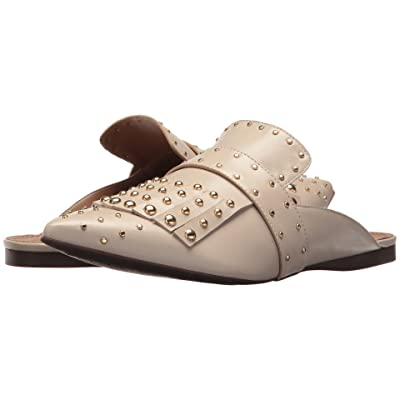 French Sole Azure (Natural Leather) Women