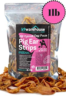Best dog treats pig ears Reviews