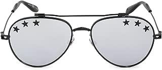 GV7057/STARS 807 Black GV7057/STARS Pilot Sunglasses Lens Category 3 L