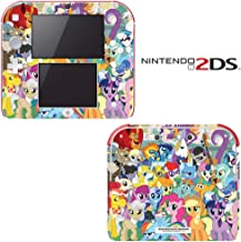 My Little Pony Friendship is Magic Princess Decorative Video Game Decal Cover Skin Protector for Nintendo 2Ds
