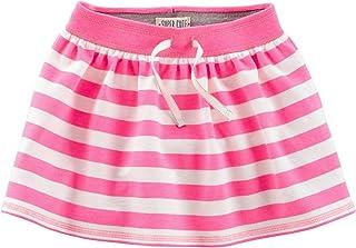 Carters francés Terry Stripe Scooter falda rosa