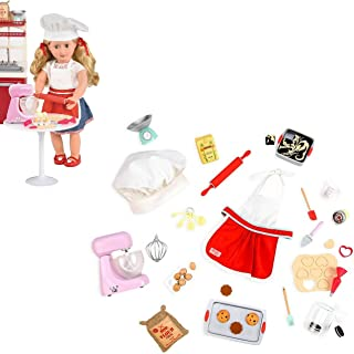 Our Generation Home Accessory - Master Baker Set for 18 Dolls