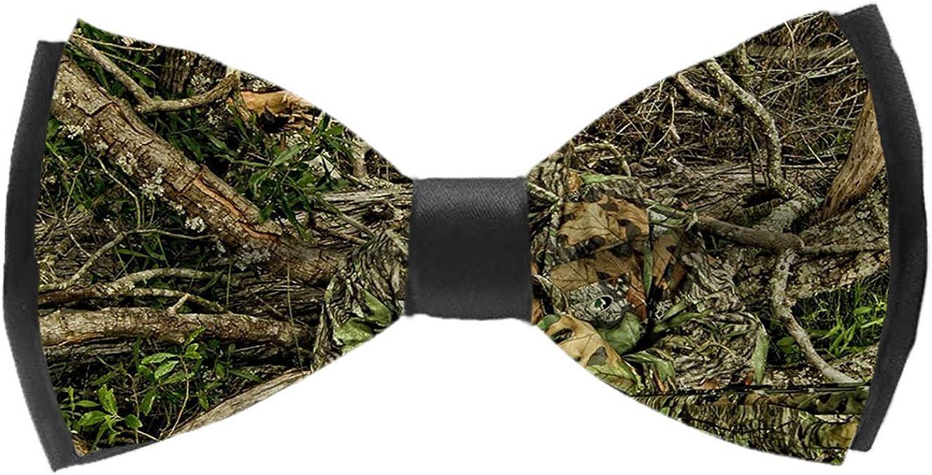 Men's Fashion Classic Adjustable Pre-Tied Bow Tie Wedding Formal Bowtie