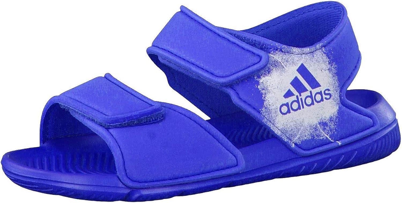 adidas Altaswim C Blue Synthetic Infant Flat Sandals