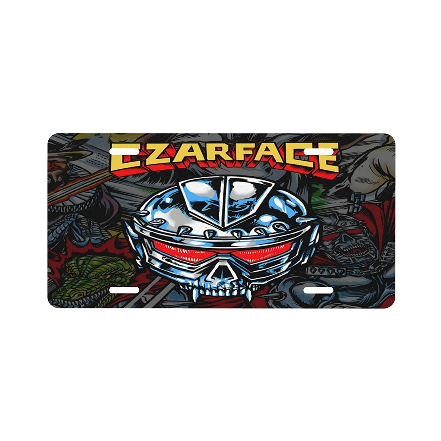 Cz-Arf-Ace License Plate Aluminum Popular products Novelty Tag Car ...