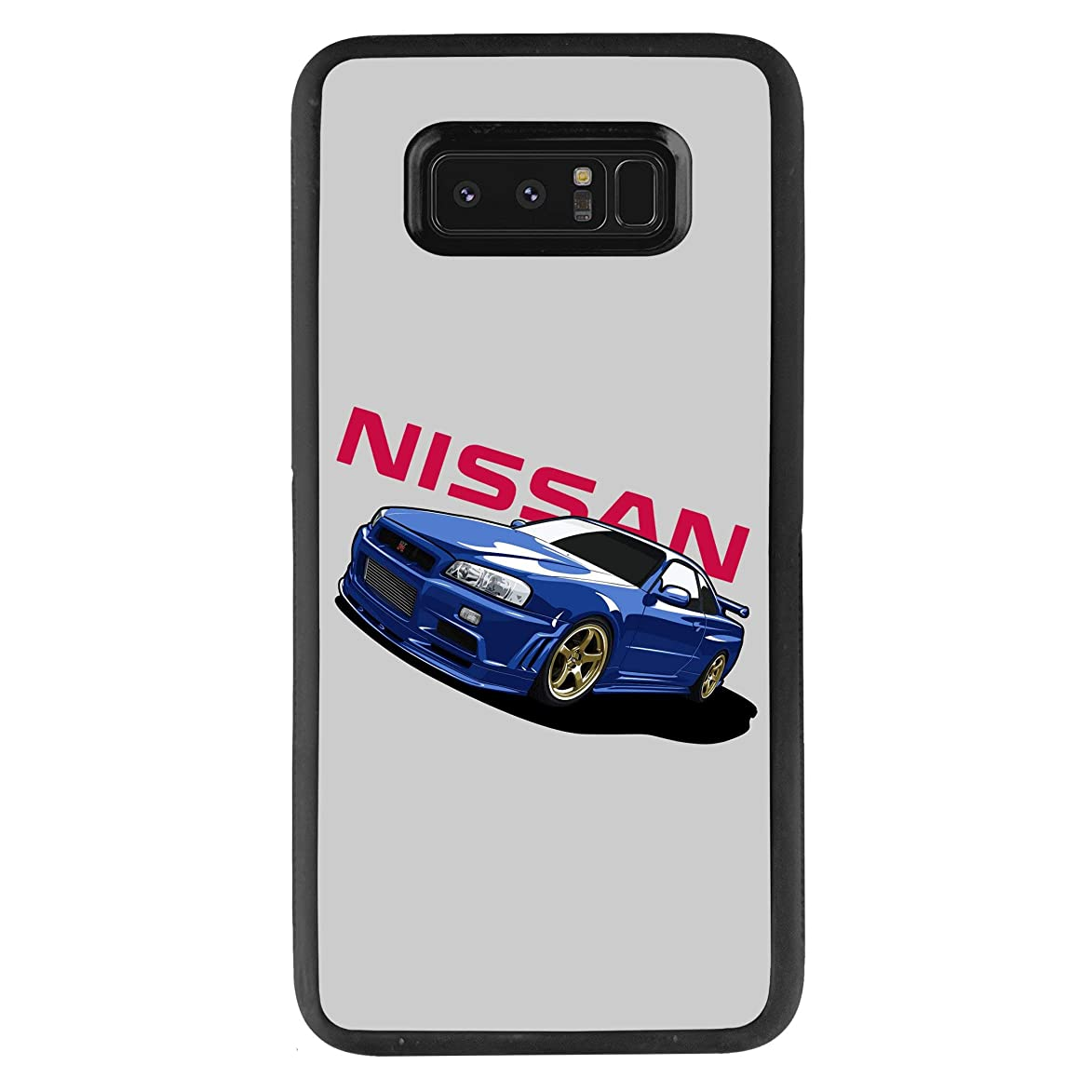 Nissan GT-R R34 Phone Case (Samsung Note 8)