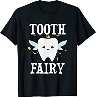 Tooth Fairy Halloween Costume For Adults And Kids T-Shirt