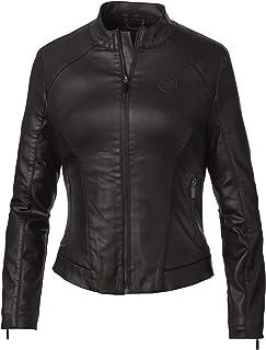 Harley-Davidson Women's Wing Back Coated Jacket
