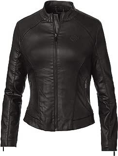 Women's Wing Back Coated Jacket