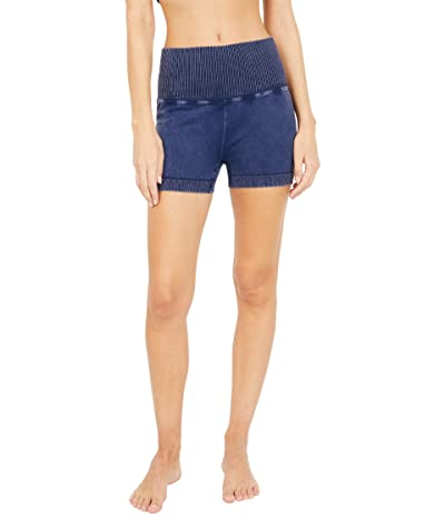 FP Movement Good Karma Running Shorts (Deepest Navy) Women