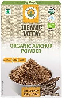 Organic Tattva Amchur Powder, 100 gm