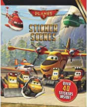 Disney Planes 2 Sticker Scenes