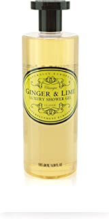 Naturally European Ginger And Lime Luxury Refreshing Shower Gel 500ml