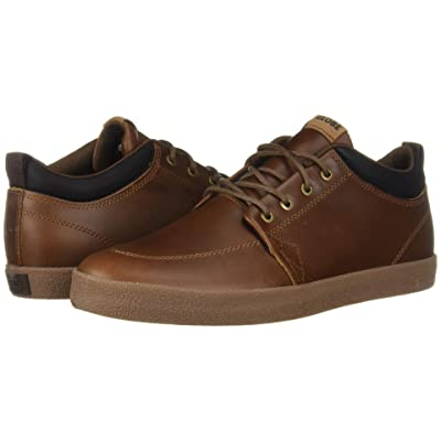 Globe GS Chukka (Brown Leather/Crepe) Men