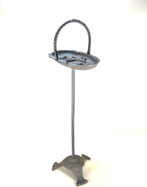 ※ラッピング ※ 激安価格と即納で通信販売 Cast Iron Anchor Ashtray Tall Standing Portable 27