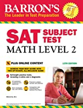 Best barron's sat math 2 13th edition Reviews