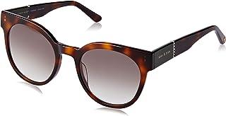 Sass & Bide Women's Lonely Heart SAS1809845 Round Sunglasses,Honey Demi,53 mm