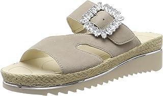 esPiel Mujer Para Amazon Zapatos Zuecos Y Mules RjL4qc35A
