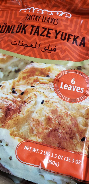 Kansas City Mall Merve 5 popular daily pastry 1kg leaves