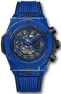نسخه محدود Hublot Big Bang Unico Blue Magic 45 میلی متر 411.ES.5119.RX