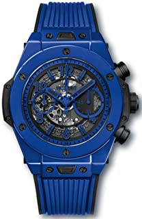 Limited Edition Hublot Big Bang Unico Blue Magic 45 mm 411.ES.5119.RX