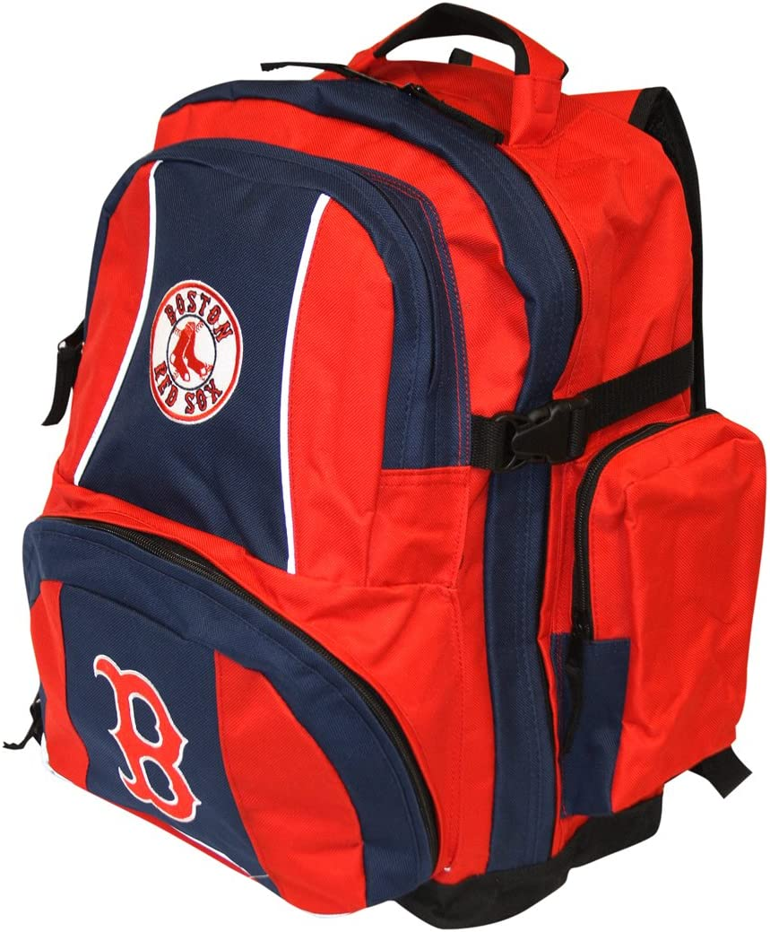 MLB Boston Red Sox Navy Backpack Trooper Washington Mall Ranking TOP5