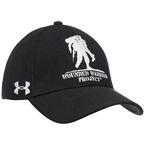 2575c14e00c Under Armour Men s WWP Stretch Fit Cap