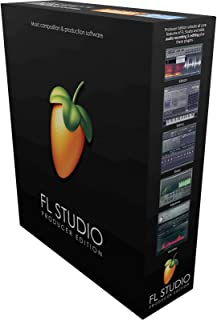 Image Line FL Studio 20 Producer Edition Mac/Windows software de codificación de barra