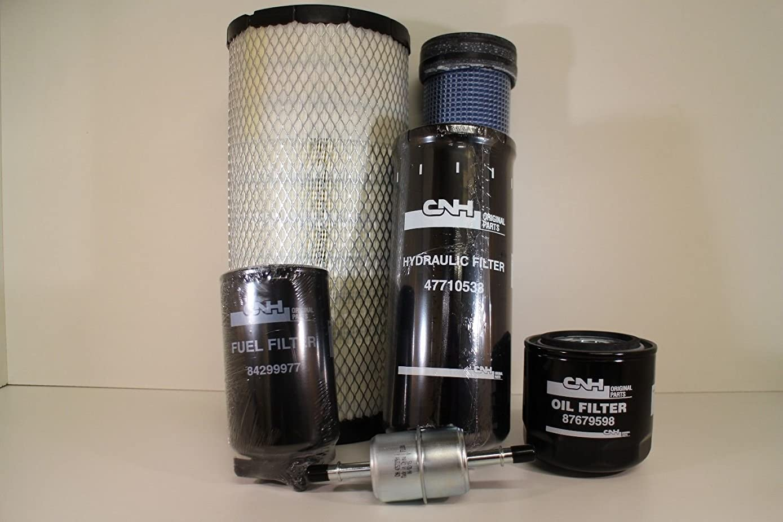 Case SR200 SR220 SR250 SV250 SV300 TR270 TR320 TV380 OEM Maintenance Filter Kit
