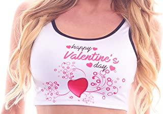BODYZONE womens Love Collection's Crop Top Lingerie