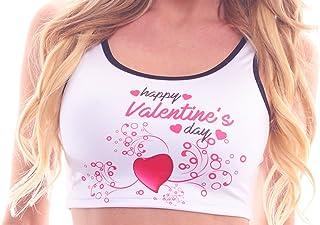 ملابس داخلية للسيدات من BODYZONE مطبوع عليها Love Collection