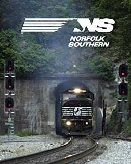 Norfolk Southern Tunnel 8