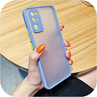Z-M01 for Huawei for Honor30ケース用マットハードカバー耐衝撃性ソフトバンパーforfor Honor 30 Pro + 30S Phone case for Huawei P30 Pro Lite Funda-Gre...