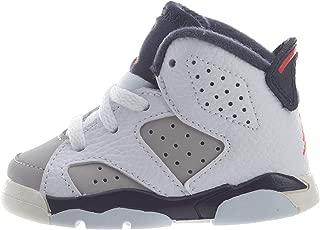 Jordan Nike Toddlers 6 Retro Tinker Sneakers Boys/Girls