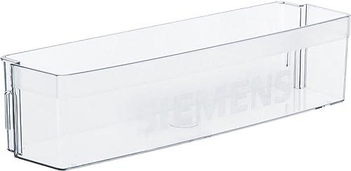 Siemens 00353093Porte-bouteilles/balcon pour réfrigérateur